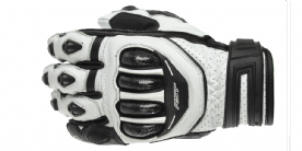 RST Tractech Evo Short CE Gloves White